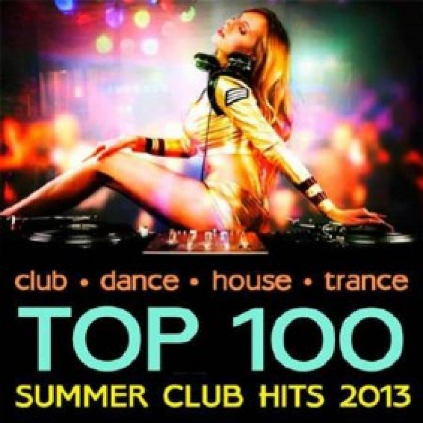 VA - Top 100 Summer Club Hits 2013