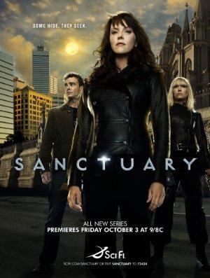 Sanctuary - Génrejtek