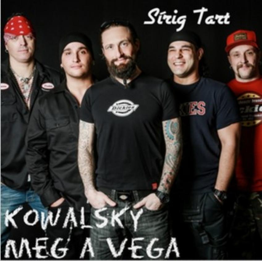 Kowalsky Meg A Vega - Sírig Tart - Single
