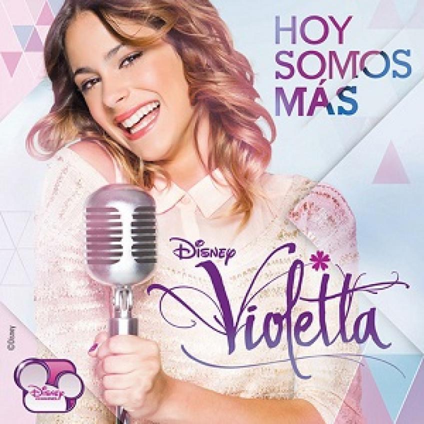 VA - Violetta - Hoy Somos Más OST