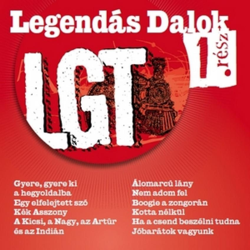 LGT - Legendás dalok 1.