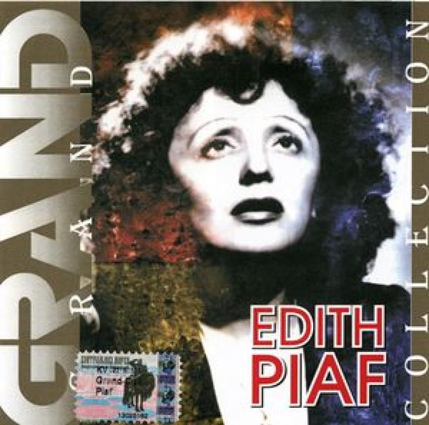 Edith Piaf ‎– Grand Collection