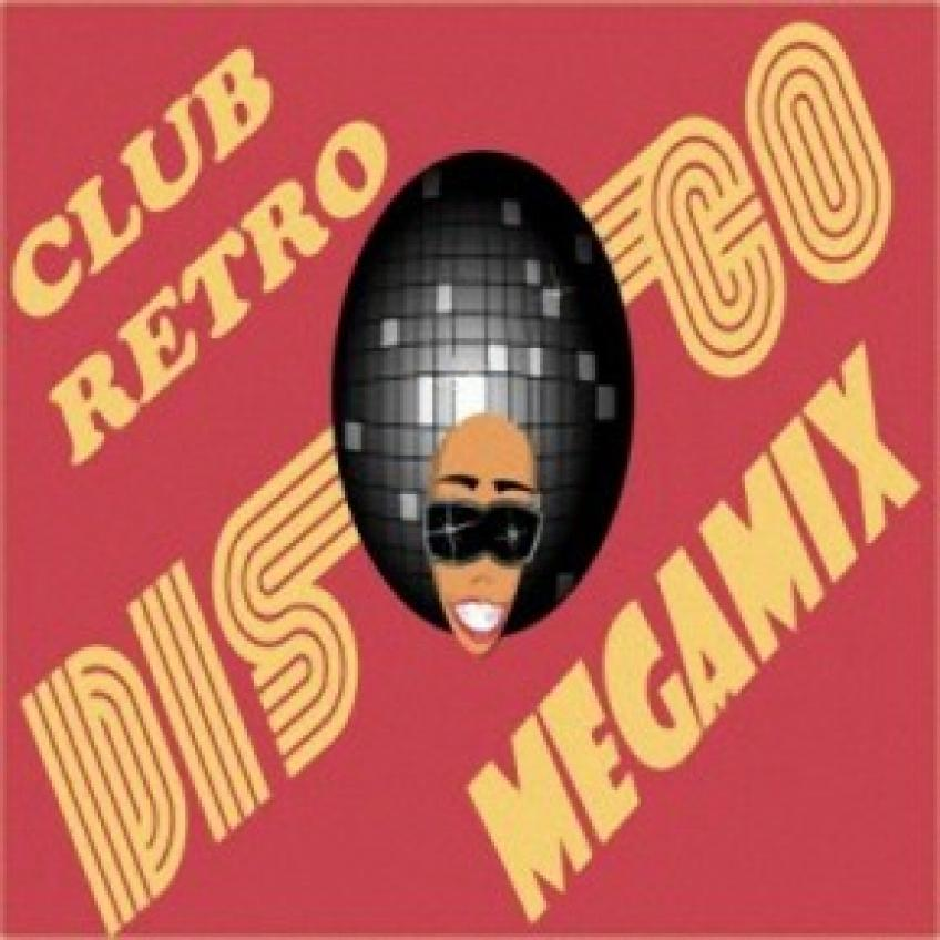 VA - Club Retro Disco Megamix