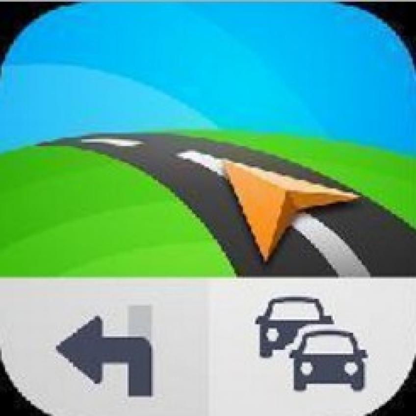 GPS Navigation & Maps Sygic v16.0.2