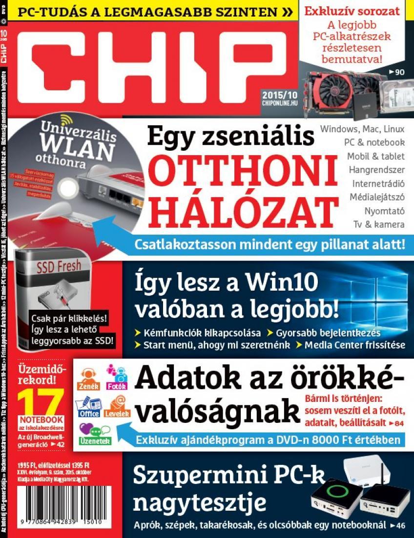 CHIP Magazin 2015 - 10