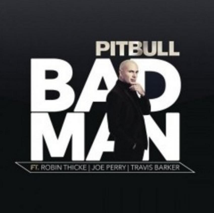 Pitbull-Bad Man-WEB-2016-LEV