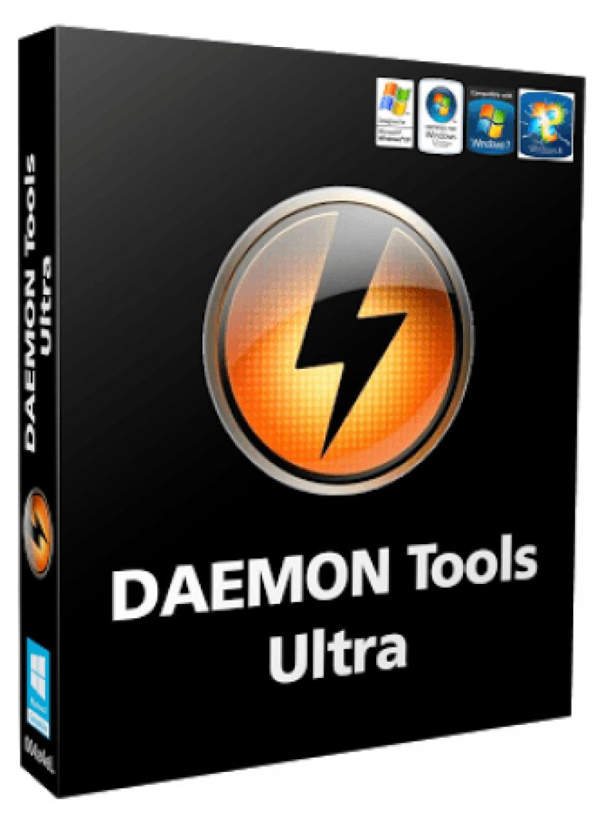 DAEMON Tools Ultra v4.0.1.0425