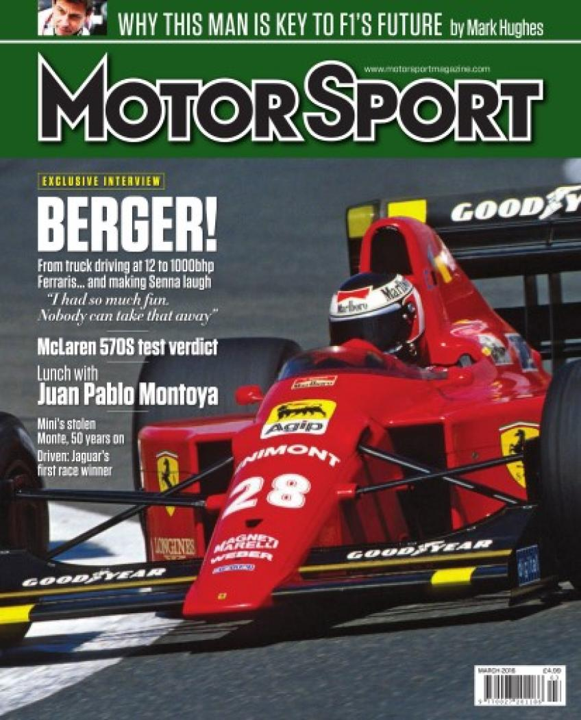 Motor Sport 2016 - 03.