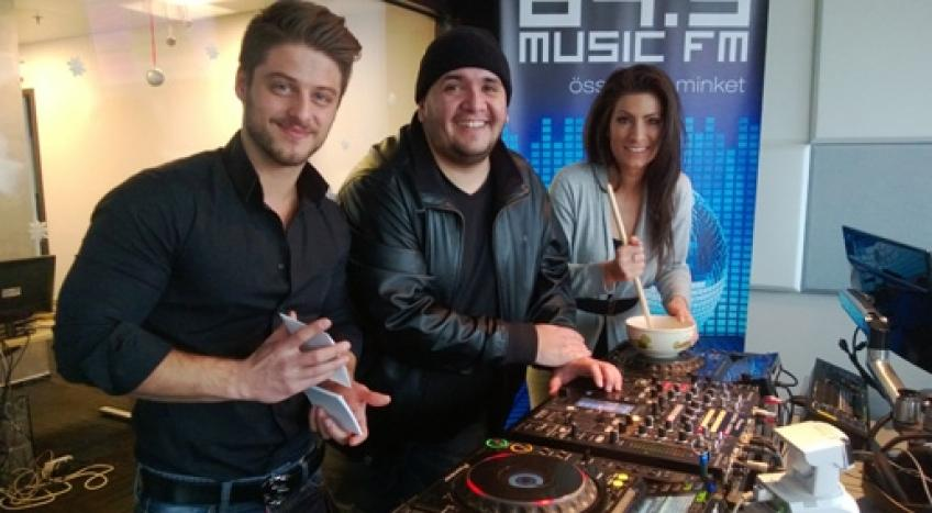 Music Fm - Made in Hungary - Antonyo - 2016.02.23.