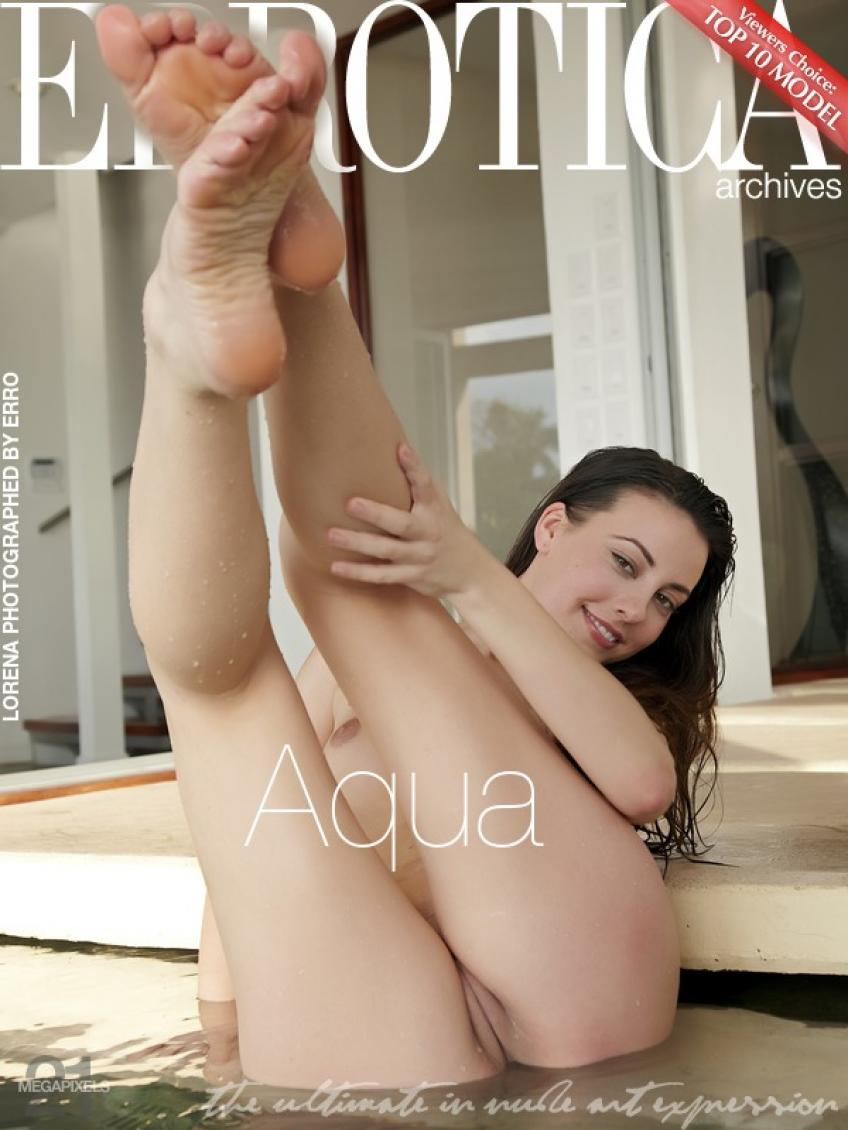 Errotica-Archives - 2016-03-02 - Lorena - Aqua