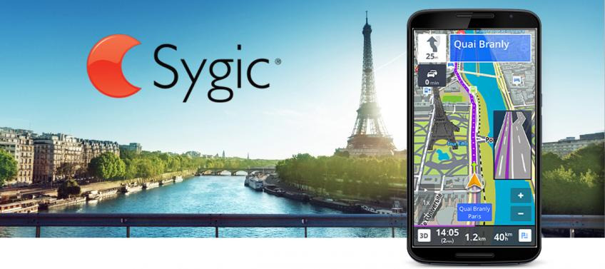 [Android] GPS Navigation & Maps Sygic v16.0.6