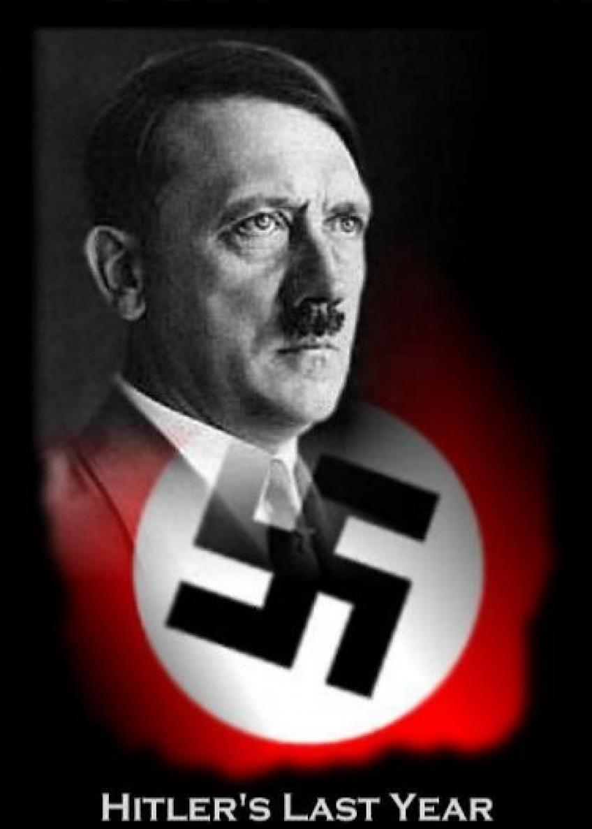 Hitler utolsó éve