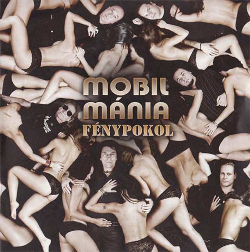 Mobilmánia - Fénypokol (2014)[FLAC] - Naftamusic