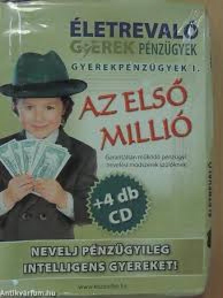 Nevelj pénzügyileg intelligens gyereket!