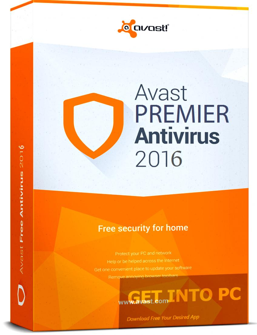 Avast Premier Antivirus 2016.11.2.2254 HUN