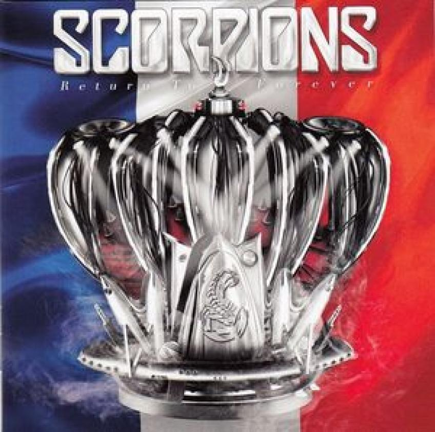 Scorpions - Return to Forever - Tour Edition