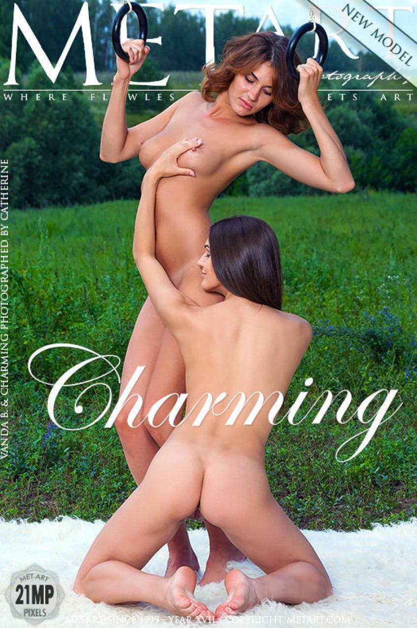 Met-Art - 2016-03-19 - Charming & Vanda B. - Presenting Charming