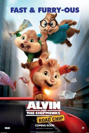 Alvin és a mókusok - A mókás menet