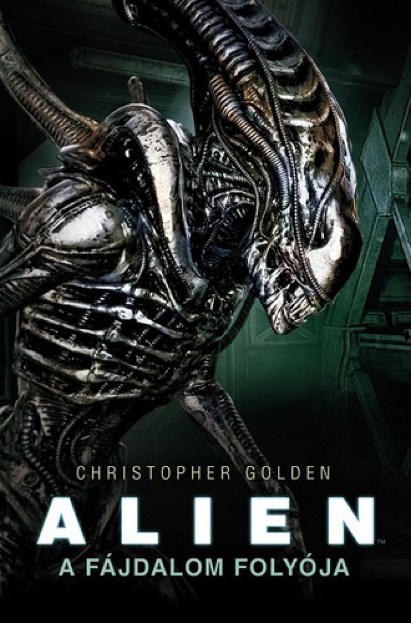 Christopher Golden - A Fájdalom Folyója