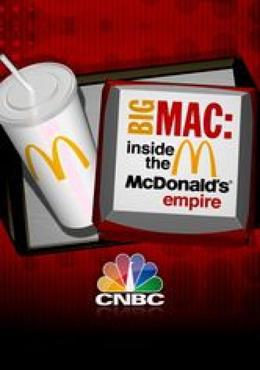 Big Mac, avagy a McDonald's birodalom
