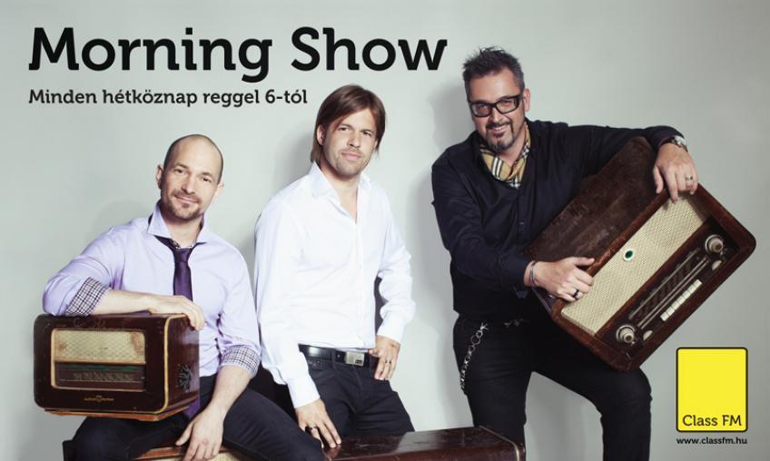Class FM - Morning Show 2016.04.12.