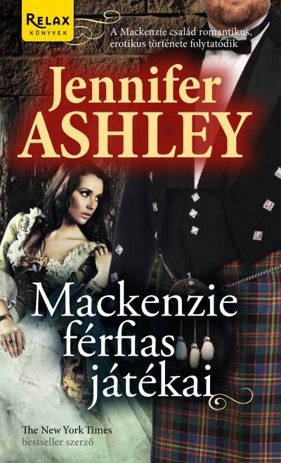 Jennifer Ashley - Mackenzie férfias játékai