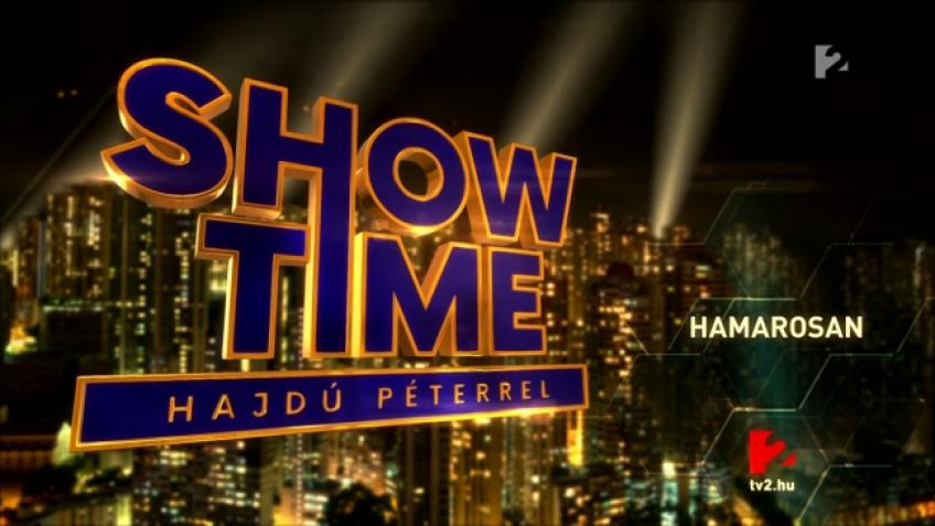 Showtime Hajdú Péterrel