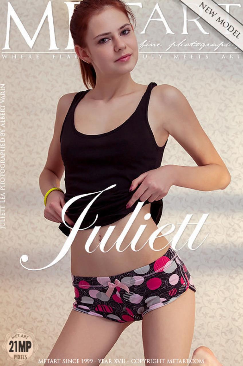 Met-Art - 2016-04-25 - Juliett Lea - Presentign Juliett Lea