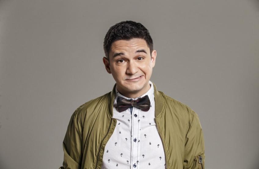 Dumaszínhaz Stand Up Special - Comedy Club: Felméri Péter: Majd én megmondom!