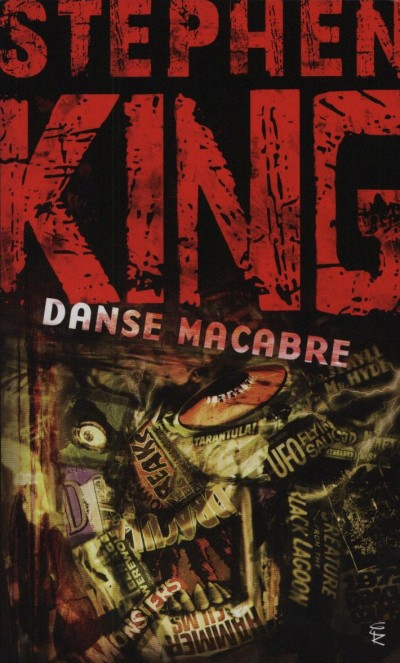 Stephen King - Danse Macabre - A horror anatómiája