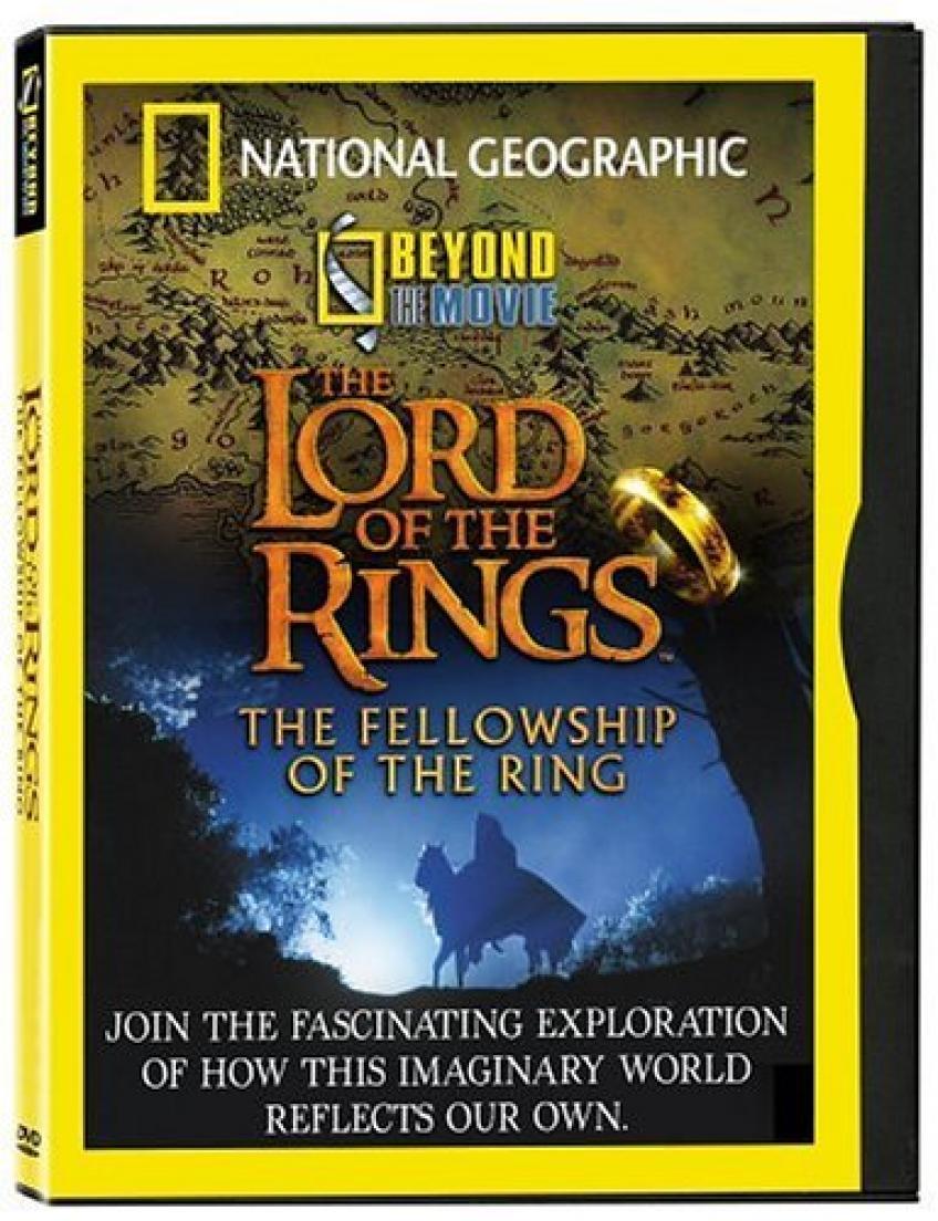 National Geographic - A gyűrűk ura a gyűrű szövetsége