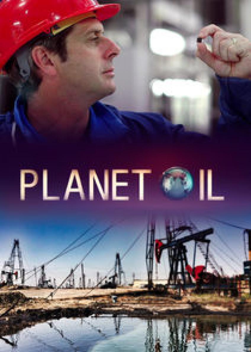 Az olaj bolygója