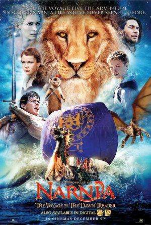 Narnia Krónikái 3. - A Hajnalvándor útja