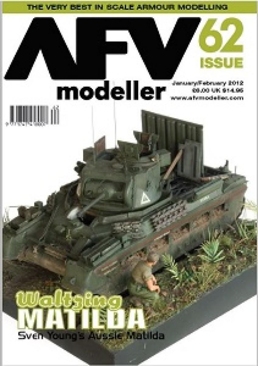 AFV modeller 2012