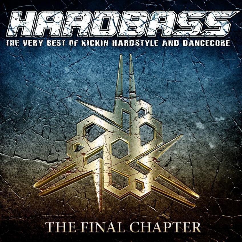 VA - Hardbass - The Final Chapter 2CD 2016