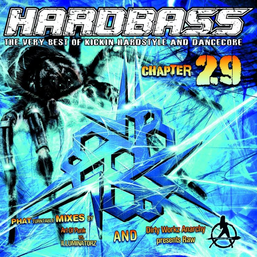 VA - Hardbass Chapter 29 2015 CD2