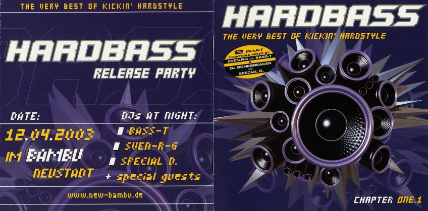 VA - Hardbass Chapter 1
