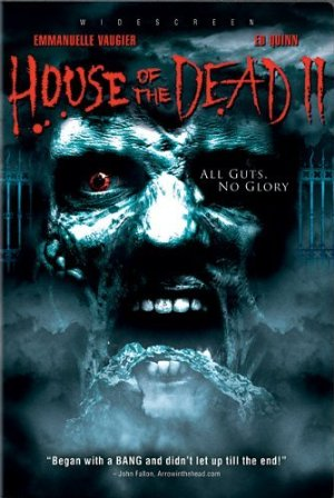 Holtak háza 2: Elszabadul a pokol