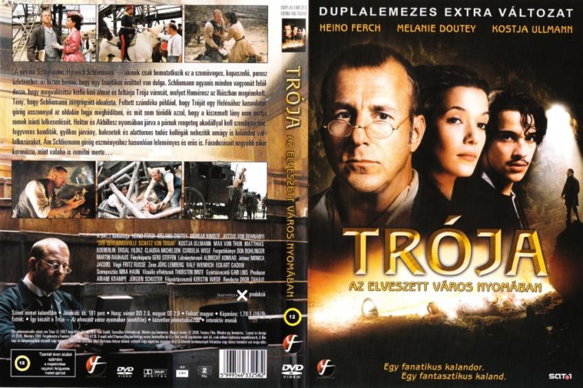 Trója - Az elveszett város nyomában