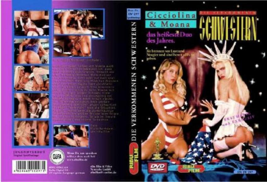 Cicciolina- Die verkommenen Schwestern (1990)