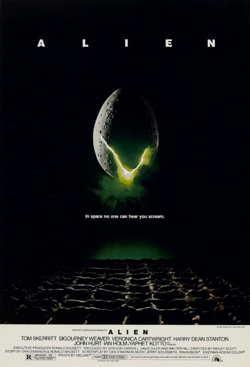 A nyolcadik utas: a Halál (1979)