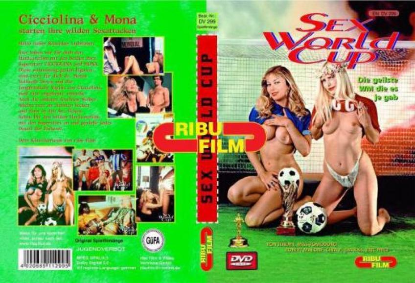 Cicciolina- Sex World Cup (1990)