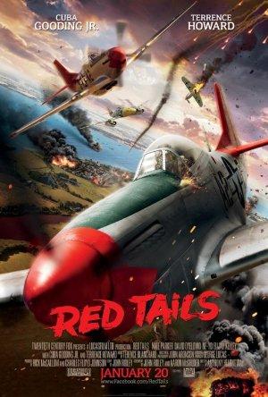 Red Tails - Különleges légiosztag