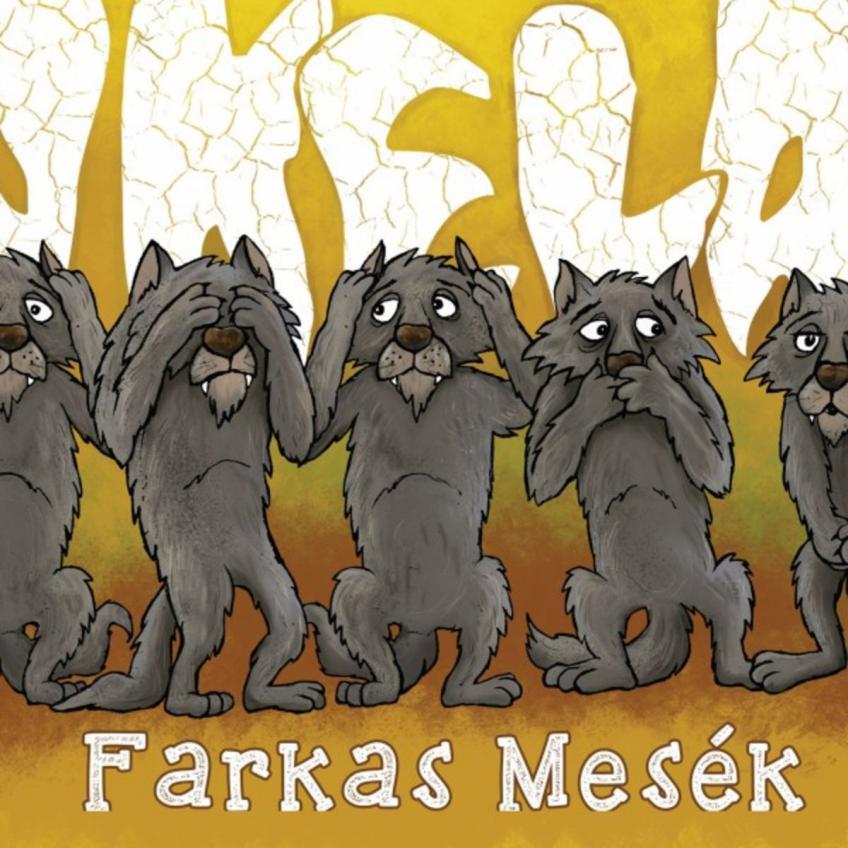 Akela Album – Farkas Mesék (2016)