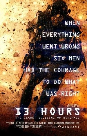 13 óra: Bengázi titkos katonái