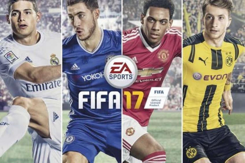 [XBOX360] FIFA 17