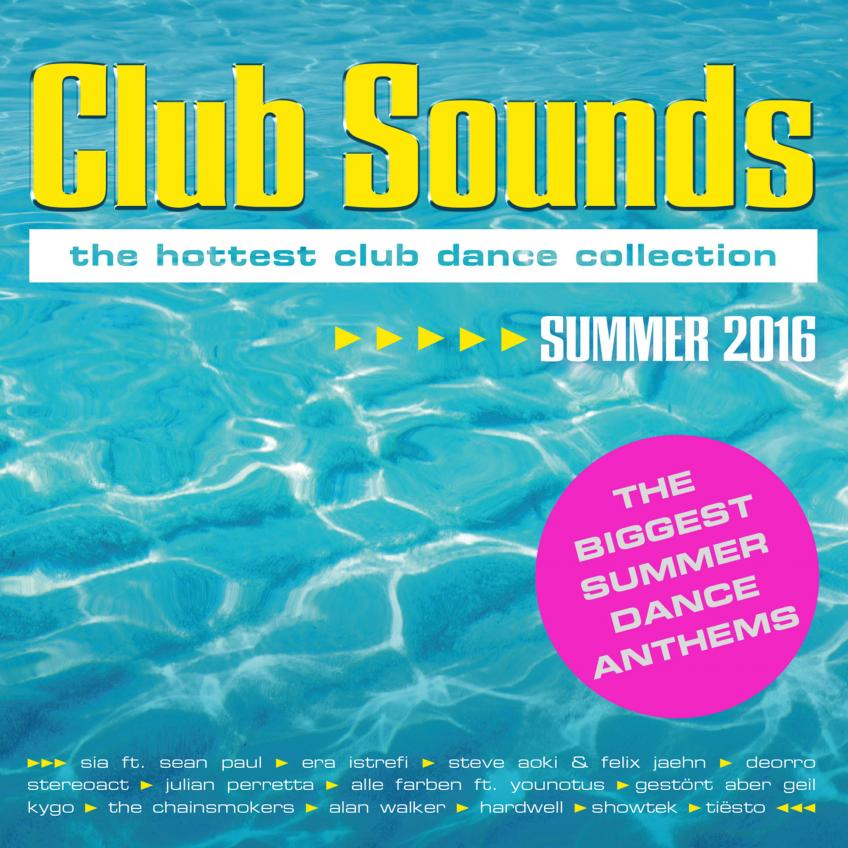 VA - Club Sounds Summer 2016