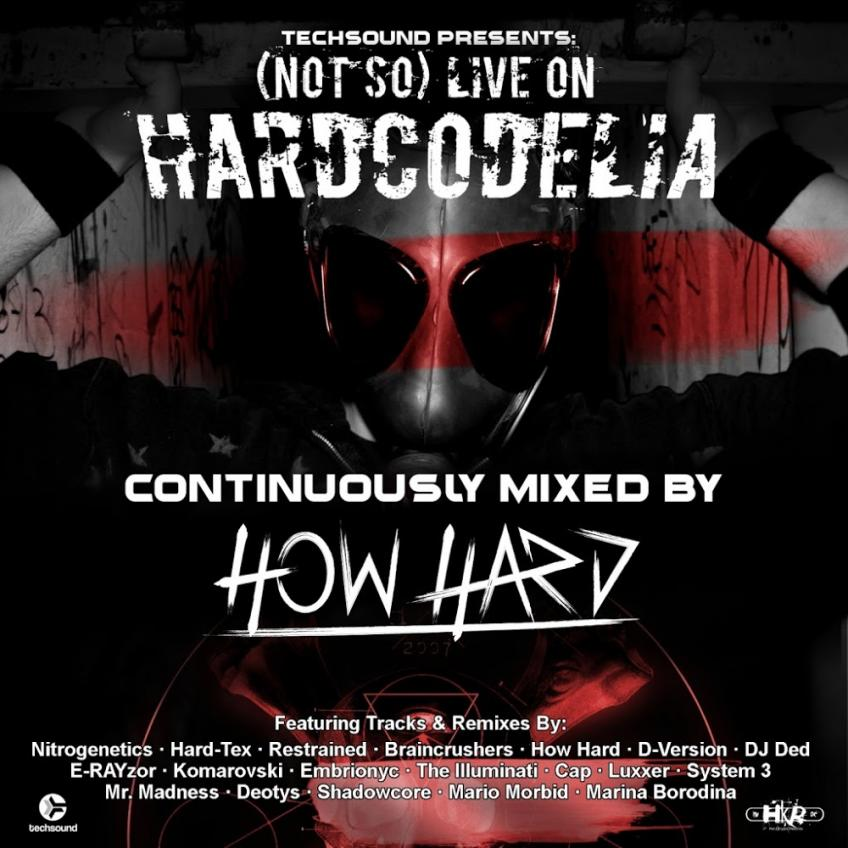 VA - (Not So)  Live On Hardcodelia Colombia-WEB-2016-HB