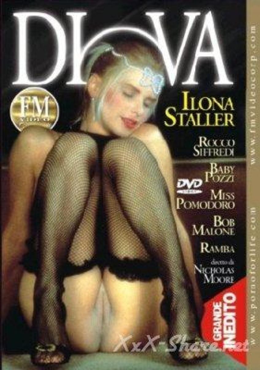 Diva - 1988 (Ilona Staller cicciolina Rocco Siffredi)