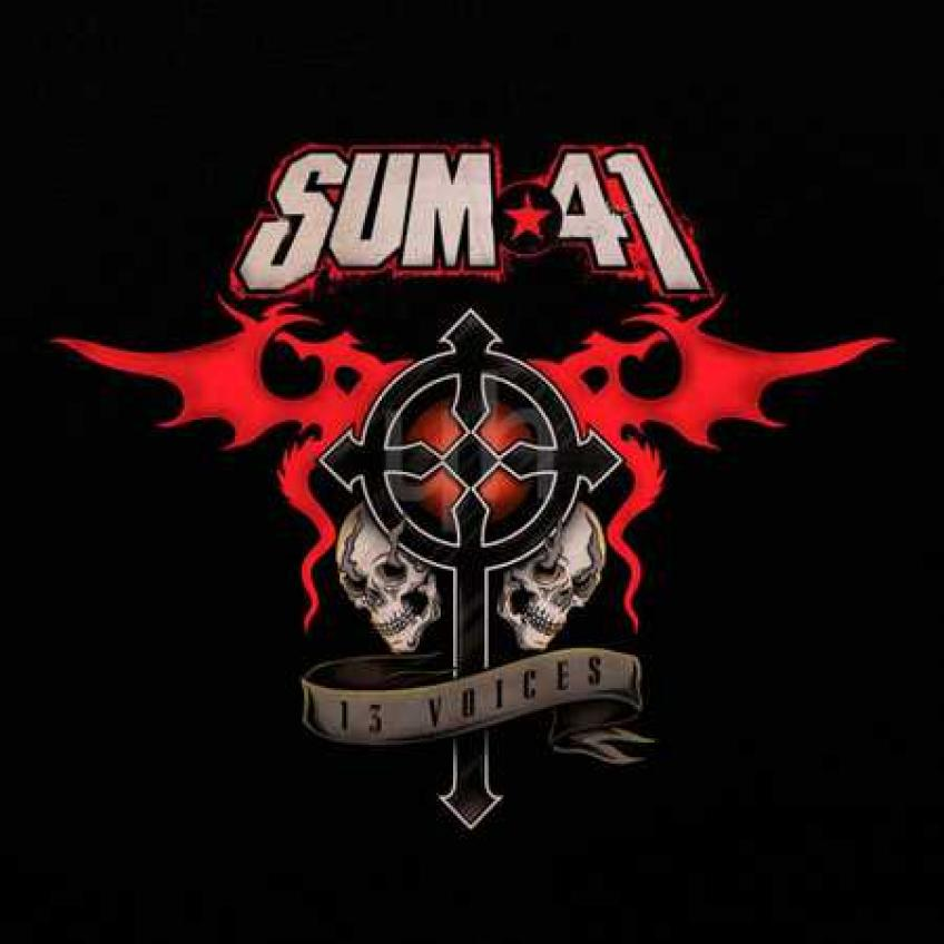 Sum 41 - 13 Voices - Deluxe Edition